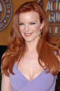 3-marcia-cross-and-her-ginger-red-hair-color